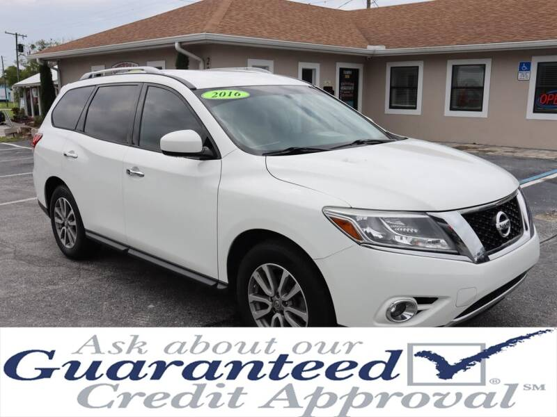 2016 Nissan Pathfinder for sale in Plant City, FL