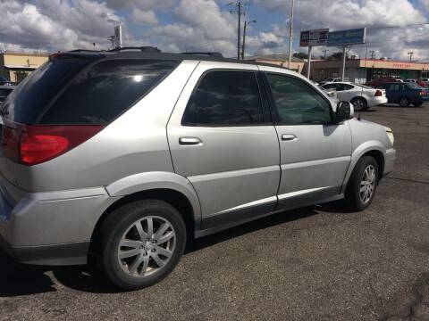 2006 Buick Rendezvous for sale at Major Motors in Twin Falls ID
