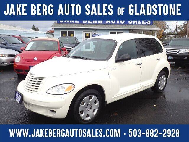 2005 Chrysler PT Cruiser for sale at Jake Berg Auto Sales in Gladstone OR