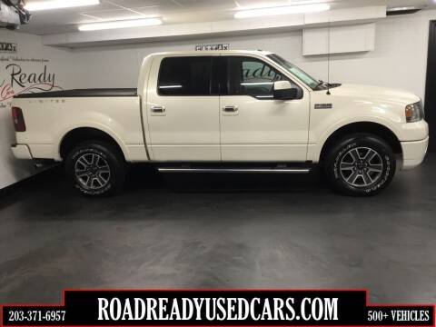2008 Ford F-150 for sale at Road Ready Used Cars in Ansonia CT