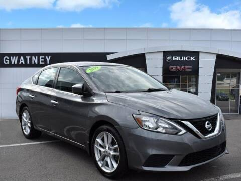 2019 Nissan Sentra for sale at DeAndre Sells Cars in North Little Rock AR