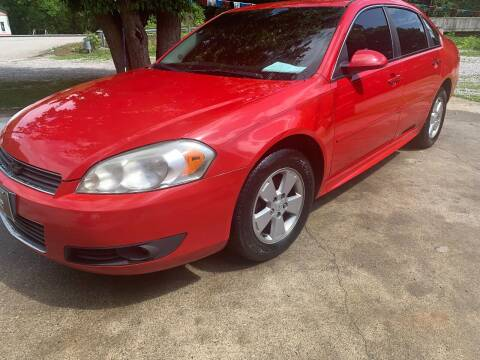 2011 Chevrolet Impala for sale at Day Family Auto Sales in Wooton KY