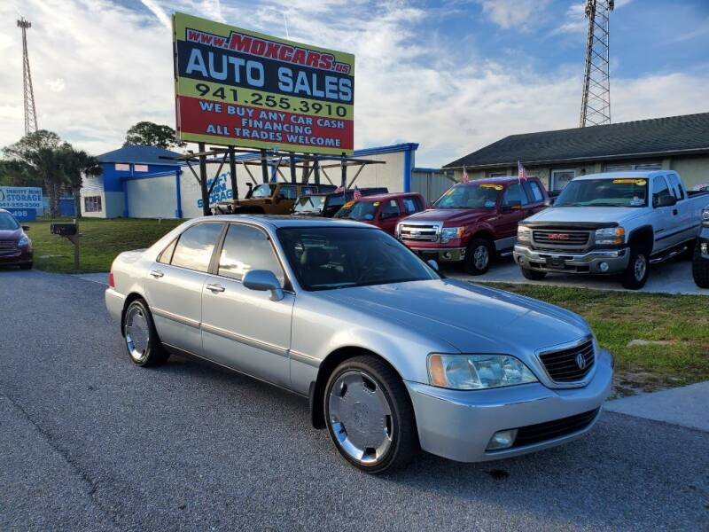 2000 Acura RL for sale at Mox Motors in Port Charlotte FL