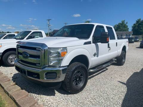 2013 Ford F-350 Super Duty for sale at HILLS AUTO LLC in Henryville IN