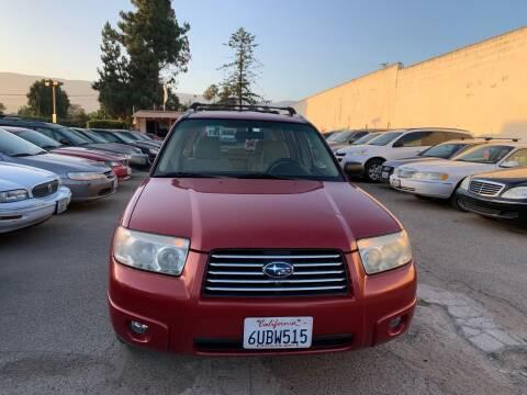 2006 Subaru Forester for sale at Goleta Motors in Goleta CA
