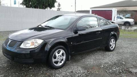 2008 Pontiac G5 for sale at Car Guys in Kent WA