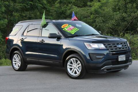 2016 Ford Explorer for sale at McMinn Motors Inc in Athens TN