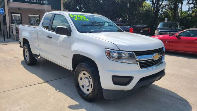 2018 Chevrolet Colorado for sale at Dunn-Rite Auto Group in Longwood FL