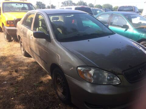 2006 Toyota Corolla for sale at South Metro Auto Brokers in Rosemount MN