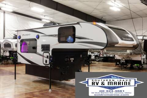 2021 Forest River PALOMINO HS-750 for sale at SOUTHERN IDAHO RV AND MARINE in Jerome ID