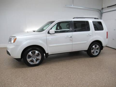 2013 Honda Pilot for sale at HTS Auto Sales in Hudsonville MI