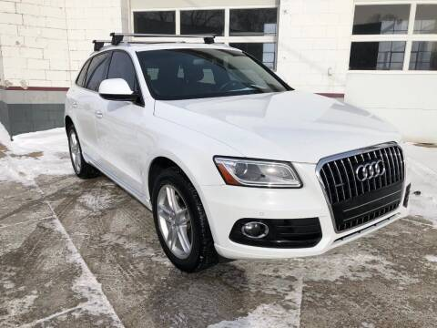 2015 Audi Q5 for sale at AUTOSPORT in La Crosse WI