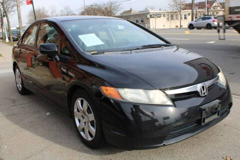 2007 Honda Civic for sale at LIBERTY AUTOLAND INC - LIBERTY AUTOLAND II INC in Queens Villiage NY