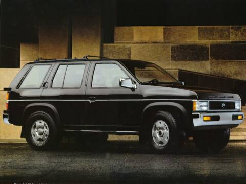 1993 Nissan Pathfinder for sale at Harrison Imports in Sandy UT
