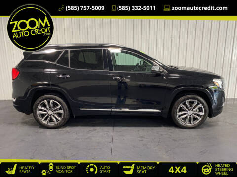 2019 GMC Terrain for sale at ZoomAutoCredit.com in Elba NY