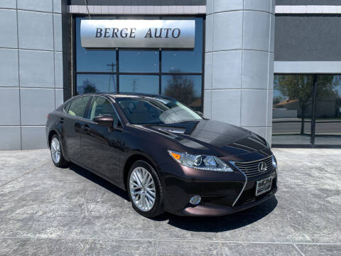 2014 Lexus ES 350 for sale at Berge Auto in Orem UT