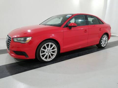 2016 Audi A3 for sale at A.I. Monroe Auto Sales in Bountiful UT