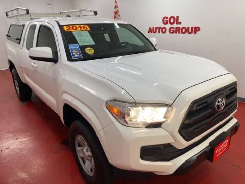 2016 Toyota Tacoma for sale at GOL Auto Group in Austin TX