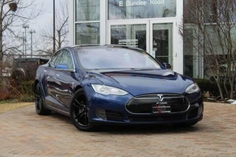 2016 Tesla Model S for sale at Cj king of car loans/JJ's Best Auto Sales in Troy MI