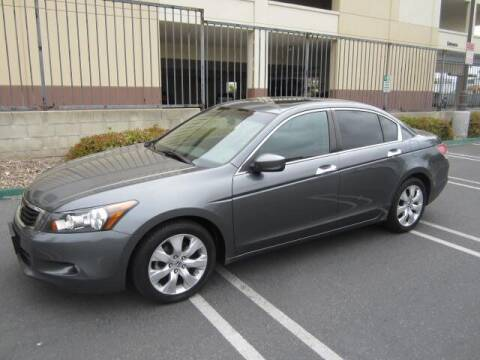 2010 Honda Accord for sale at PREFERRED MOTOR CARS in Covina CA