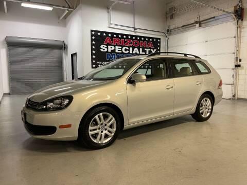 2012 Volkswagen Jetta for sale at Arizona Specialty Motors in Tempe AZ