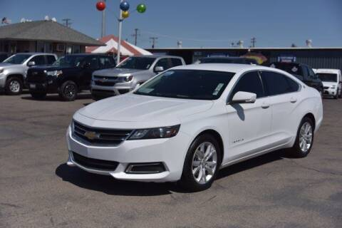2017 Chevrolet Impala for sale at Choice Motors in Merced CA