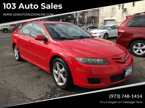 2008 Mazda MAZDA6 for sale at 103 Auto Sales in Bloomfield NJ