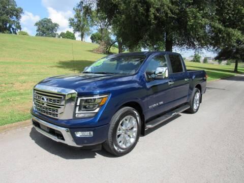 2020 Nissan Titan for sale at Roadstar Auto Sales Inc in Nashville TN