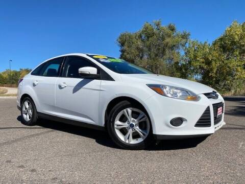 2014 Ford Focus for sale at UNITED Automotive in Denver CO
