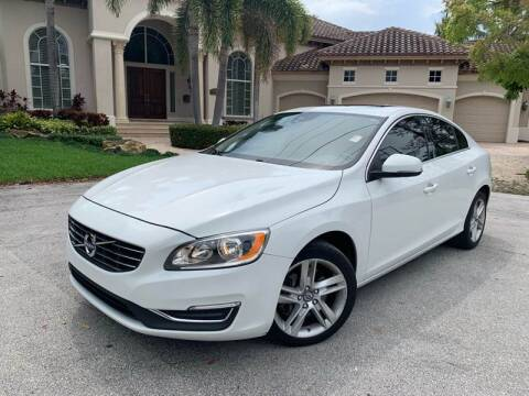 2014 Volvo S60 for sale at Citywide Auto Group LLC in Pompano Beach FL