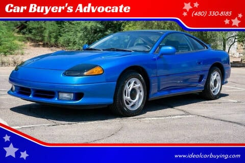 1992 Dodge Stealth for sale at Car Buyer's Advocate in Phoenix AZ