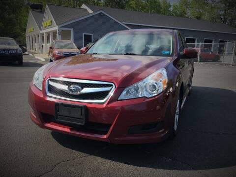2012 Subaru Legacy for sale at 207 Motors in Gorham ME