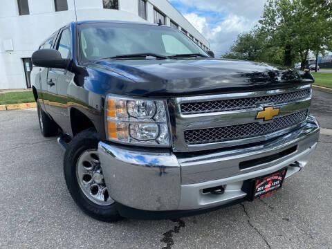 2013 Chevrolet Silverado 1500 for sale at JerseyMotorsInc.com in Teterboro NJ