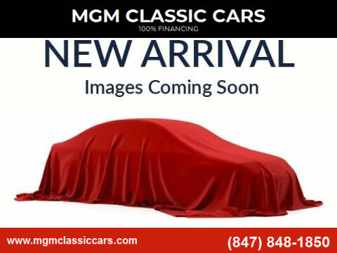 2015 Dodge Challenger for sale at MGM CLASSIC CARS in Addison IL