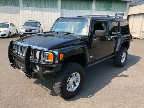 2006 HUMMER H3 for sale at TacomaAutoLoans.com in Lakewood WA