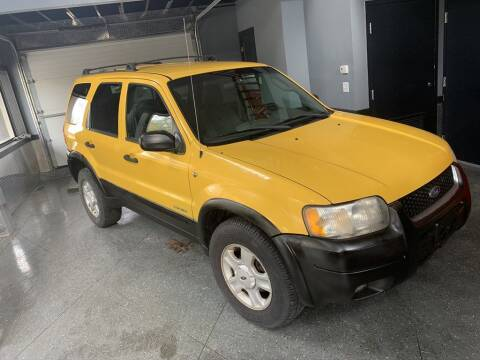 2002 Ford Escape for sale at Settle Auto Sales TAYLOR ST. in Fort Wayne IN