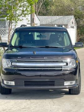 2014 Ford Flex for sale at Suburban Auto Sales LLC in Madison Heights MI