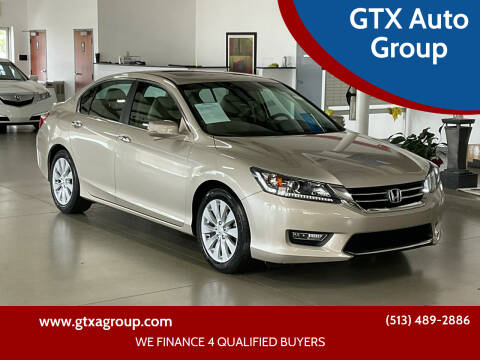 2013 Honda Accord for sale at UNCARRO in West Chester OH