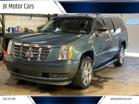 2008 Cadillac Escalade ESV for sale at JK Motor Cars in Pittsburgh PA