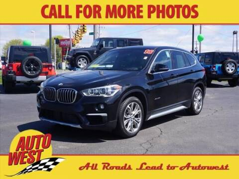 2018 BMW X1 for sale at Autowest of Plainwell in Plainwell MI