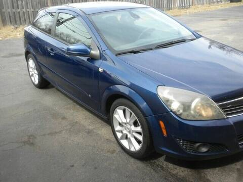 2008 Saturn Astra for sale at MASTERS AUTO SALES in Roseville MI