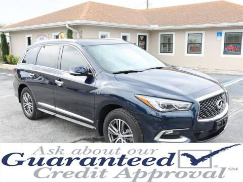2017 Infiniti QX60 for sale at Universal Auto Sales in Plant City FL