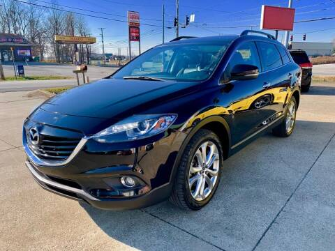 2013 Mazda CX-9 for sale at HillView Motors in Shepherdsville KY