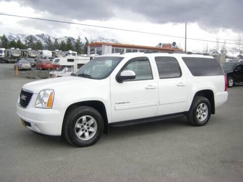 2010 GMC Yukon XL for sale at NORTHWEST AUTO SALES LLC in Anchorage AK
