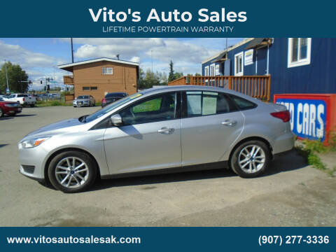 2017 Ford Focus for sale at Vito's Auto Sales in Anchorage AK