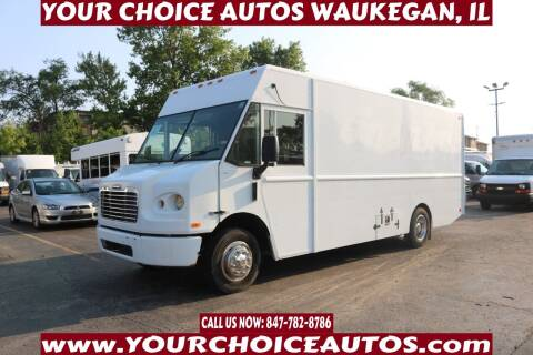 2009 Freightliner MT45 Chassis for sale at Your Choice Autos - Waukegan in Waukegan IL