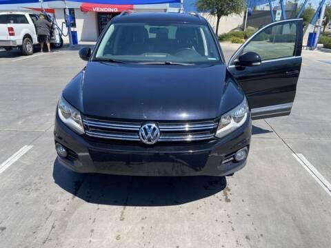 2012 Volkswagen Tiguan for sale at ALMOST NEW AUTO RENTALS & SALES in Mesa AZ