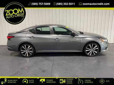 2020 Nissan Altima for sale at ZoomAutoCredit.com in Elba NY