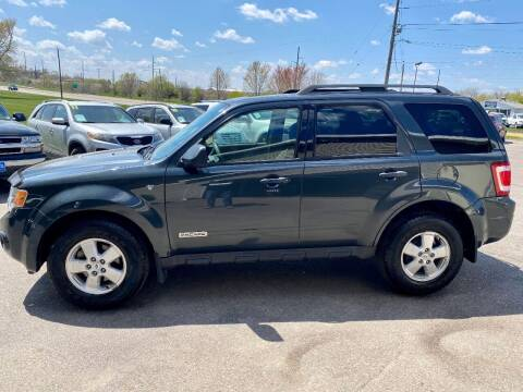 2008 Ford Escape for sale at Iowa Auto Sales, Inc in Sioux City IA