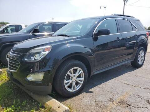 2017 Chevrolet Equinox for sale at Paramount Motors in Taylor MI